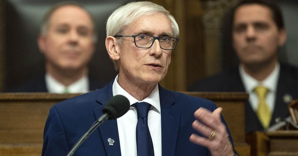 Wisconsin governor announces proposal to decriminalize marijuana possession, legalize medical use