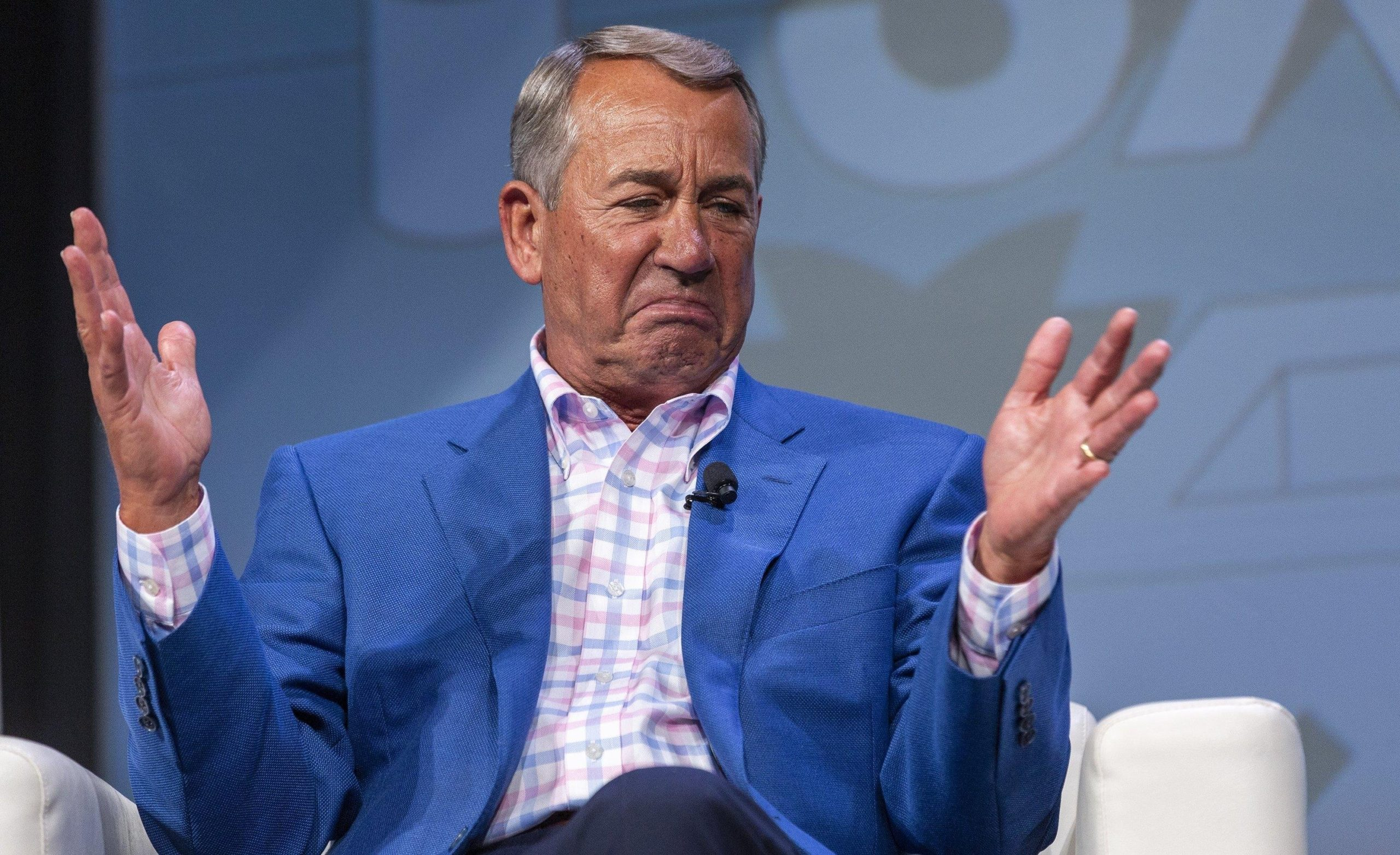 Ex-marijuana foe Boehner touts pot industry at SXSW