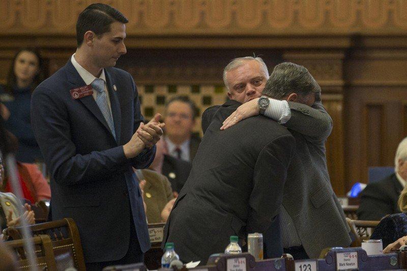 Medical marijuana dispensaries bill passes Georgia House