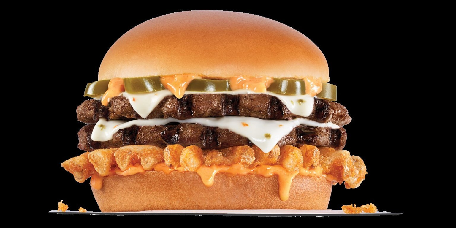 A Carl's Jr location in Denver will have a burger with CBD-infused sauce on it available on 4/20