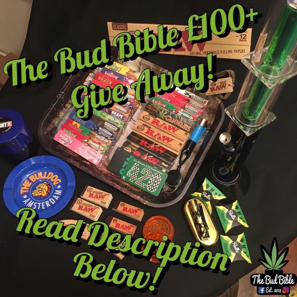 Check out the bud bibles competition!