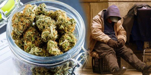 Colorado City To Use $1.5 Million From Pot Sales To Feed, House Homeless