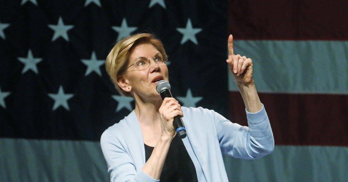 Elizabeth Warren Reiterates Support For Marijuana Legalization