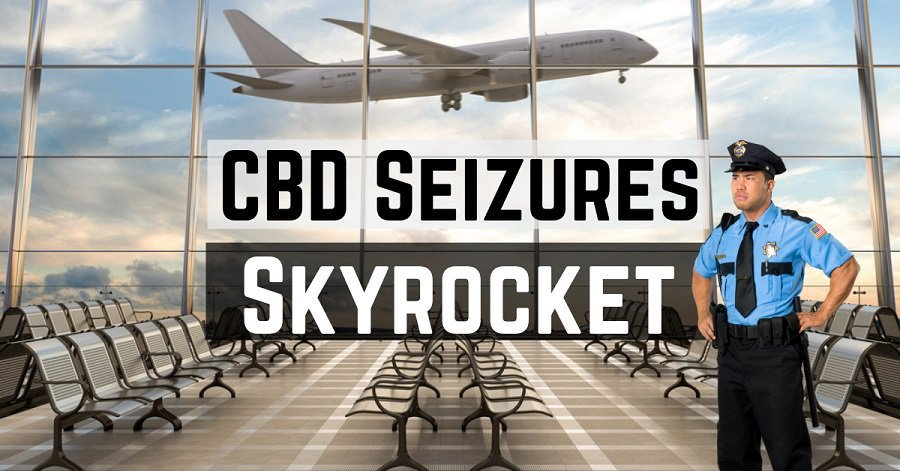 FOX news reports that in the states these seizures are skyrocketing and a 71-year-old lady arrested in Texas for CBD oil possession. Has the world gone mad or is it just the states? Do you take your CBD on holiday and if so what advice do you have for noobs