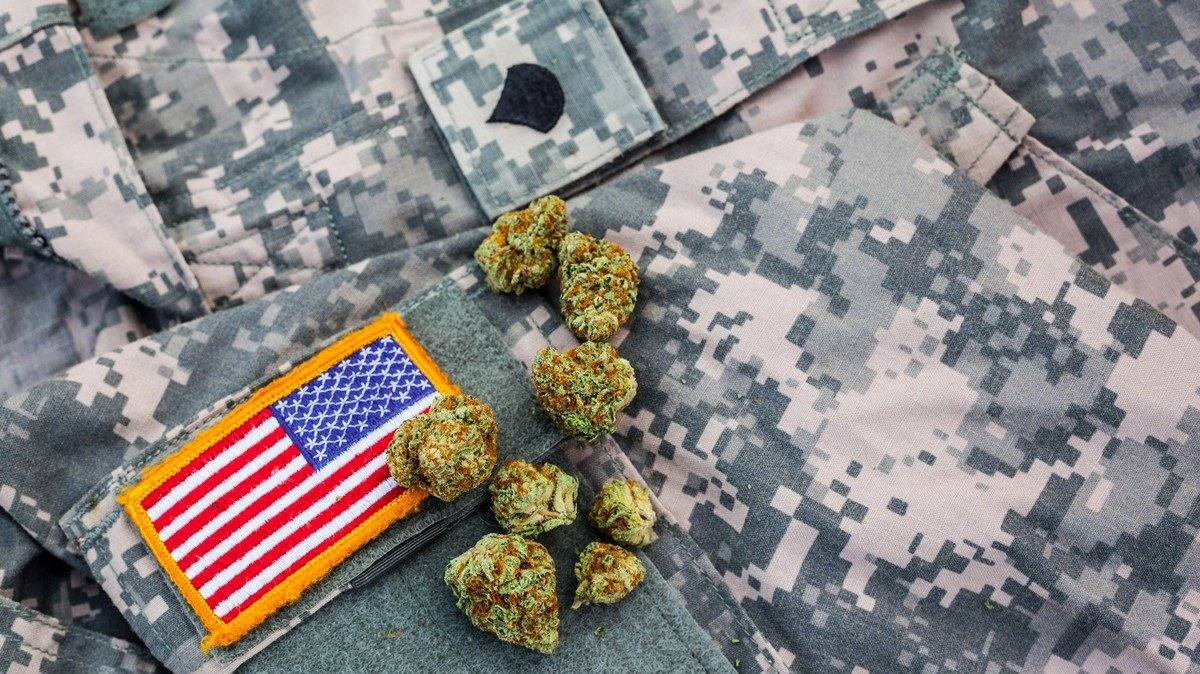 In states that won't legalize marijuana, military veterans are changing minds