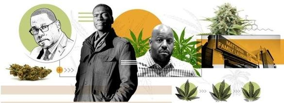 Mass. marijuana industry is mostly corporate and white. Inside one Boston battle to change that - The Boston Globe