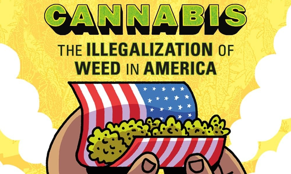 New Graphic Novel Tells The Story of Cannabis Prohibition in the United States - Weedguide search