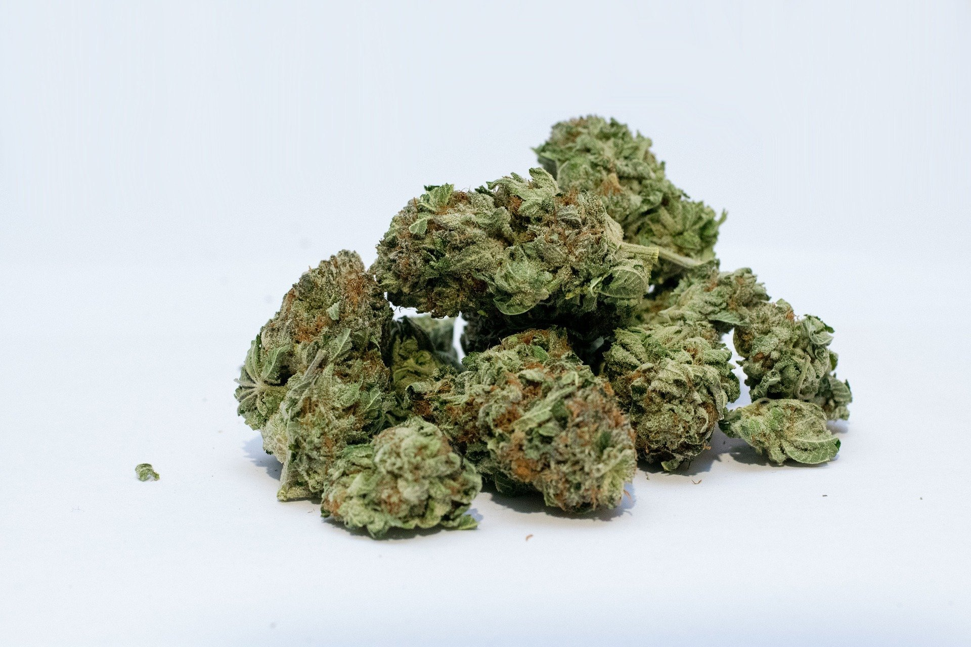 The new 'runner's high'? MJ users often mix weed, workouts