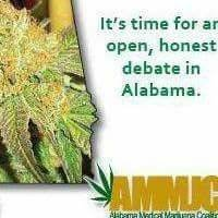 Alabama Medical Marijuana SB236 Care Act In Trouble Please Help