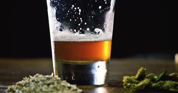 Is Legal Marijuana Hurting Beer Sales Or Helping Them?