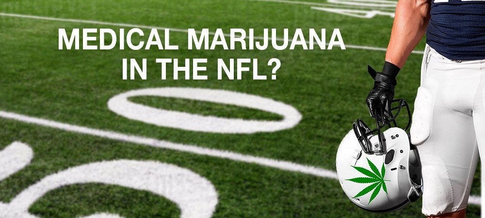 NFL Considers Options For Medical Use Of Cannabis