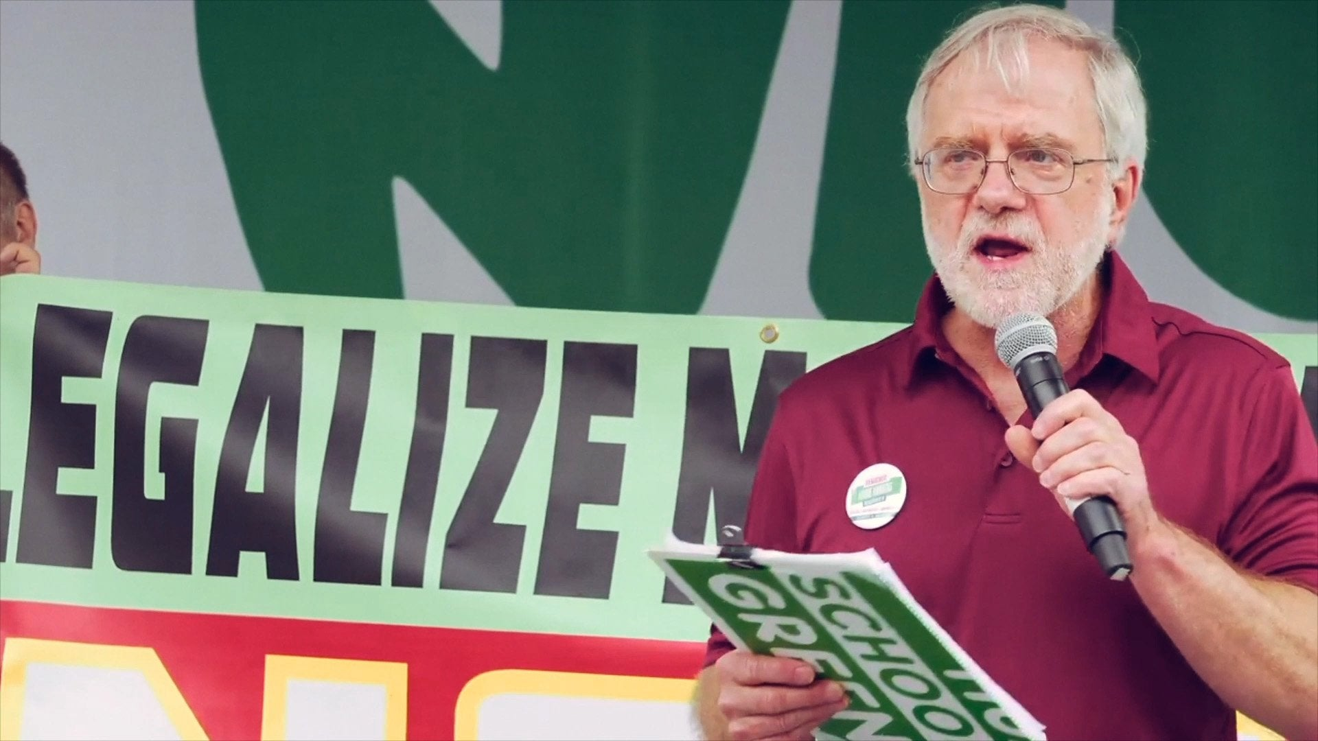 On #420, our position on legalization of cannabis (Howie Hawkins for President)