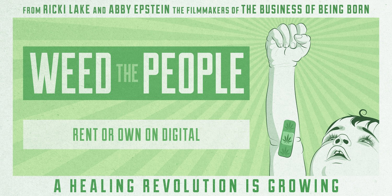 WEED THE PEOPLE - Now On Neflix