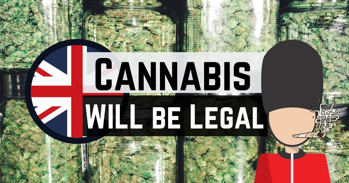 Cannabis Legal Within 5 Years Says Ex-Tory