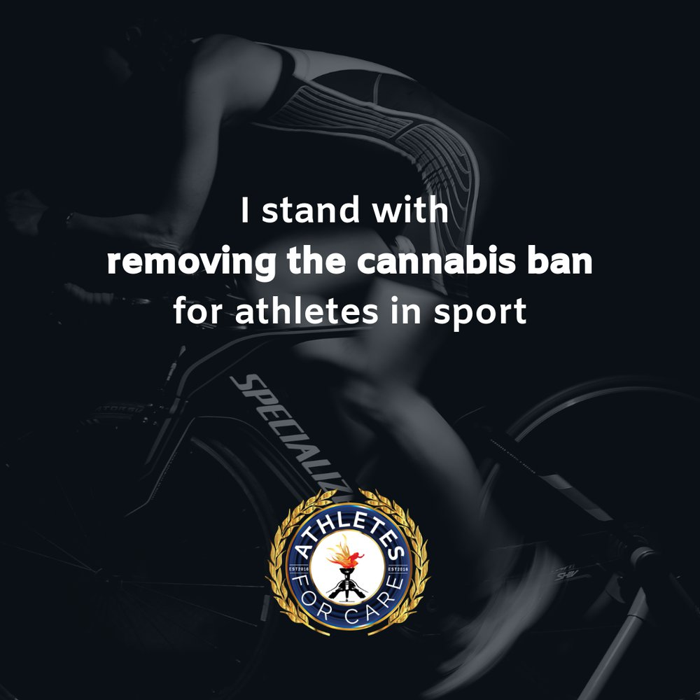 Olympics Athletes Urge Regulators To Remove THC From List Of Banned Substances