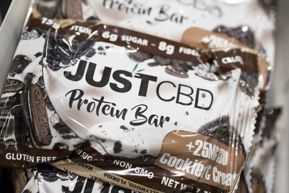 Bill Filed To Legalize CBD Products Made From Hemp In Mass.