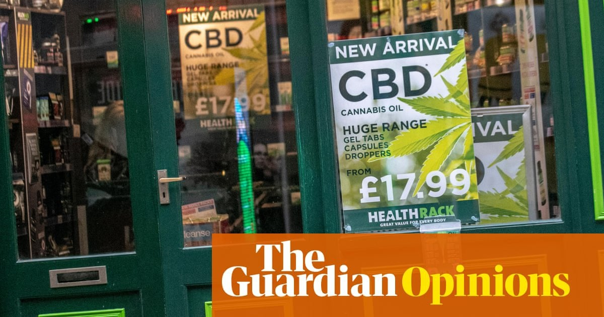 Cannabis has great medical potential. But don't fall for the CBD scam | Mike Power | Opinion