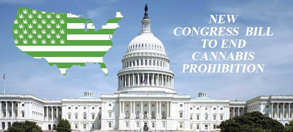 United States Congress Holds Historic Hearing On Cannabis Legalization – If You Can't Beat Them, Join Them!