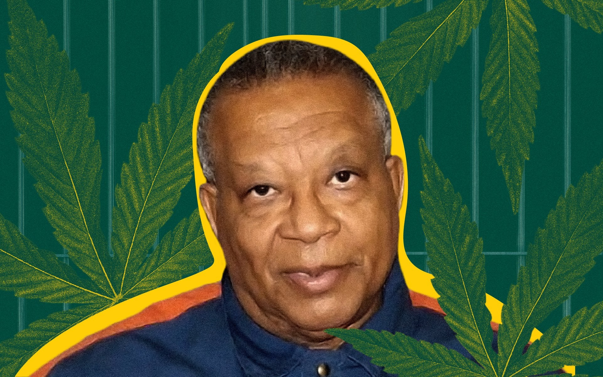 If cannabis is legal, why is Michael Thompson serving 40 years in prison?