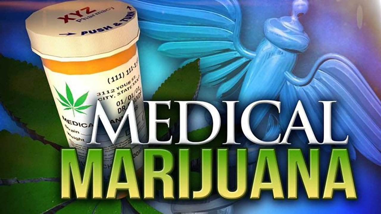 Medical marijuana sales approach 16k pounds
