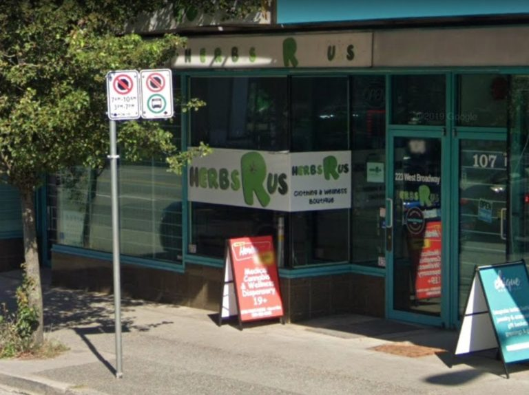 """Toys """"R"""" Us wins case against Vancouver cannabis dispensary"""