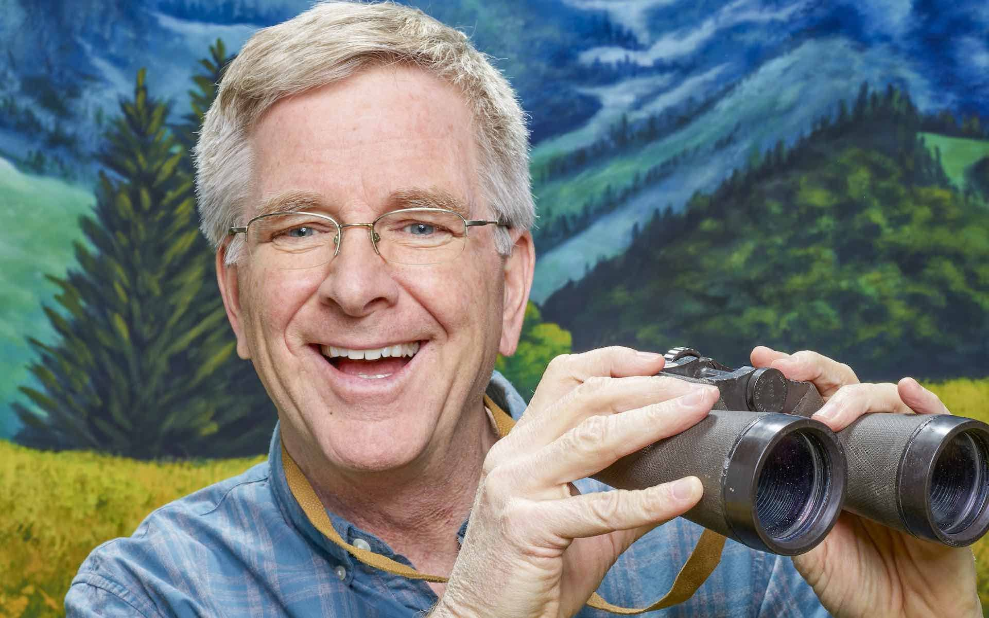 Travel legend Rick Steves: Prohibition is racist, smoking marijuana is a civil liberty