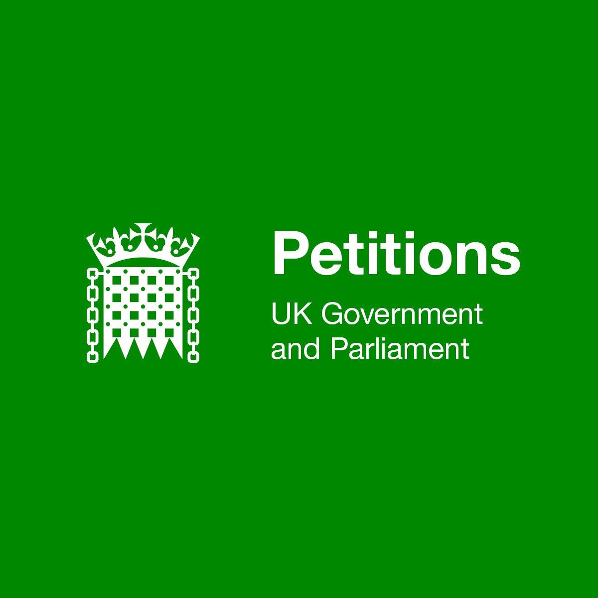 UK USERS: PETITION TO LEGALISE MARIJUANA FOR RECREATIONAL USE