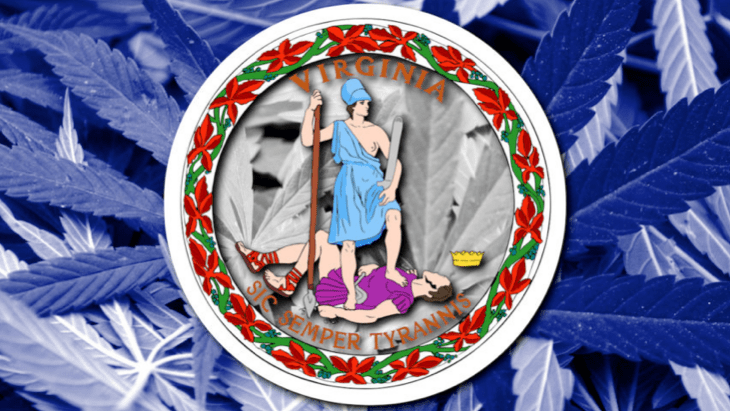Virginia Decriminalization Law Takes Effect July 1