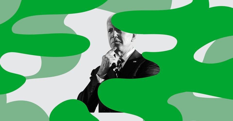 The Marijuana Superweapon Biden Refuses to Use   Legalizing marijuana is extremely popular. So why won't Joe Biden embrace the idea?
