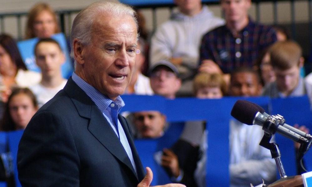 "Biden's Marijuana Decriminalization Plan Is 'Meaningless,' Democratic Congressman Says -- ""Your grandmother is for decriminalization."""