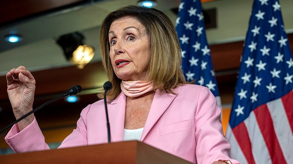 Pelosi defends cannabis in coronavirus response: 'This is a therapy'