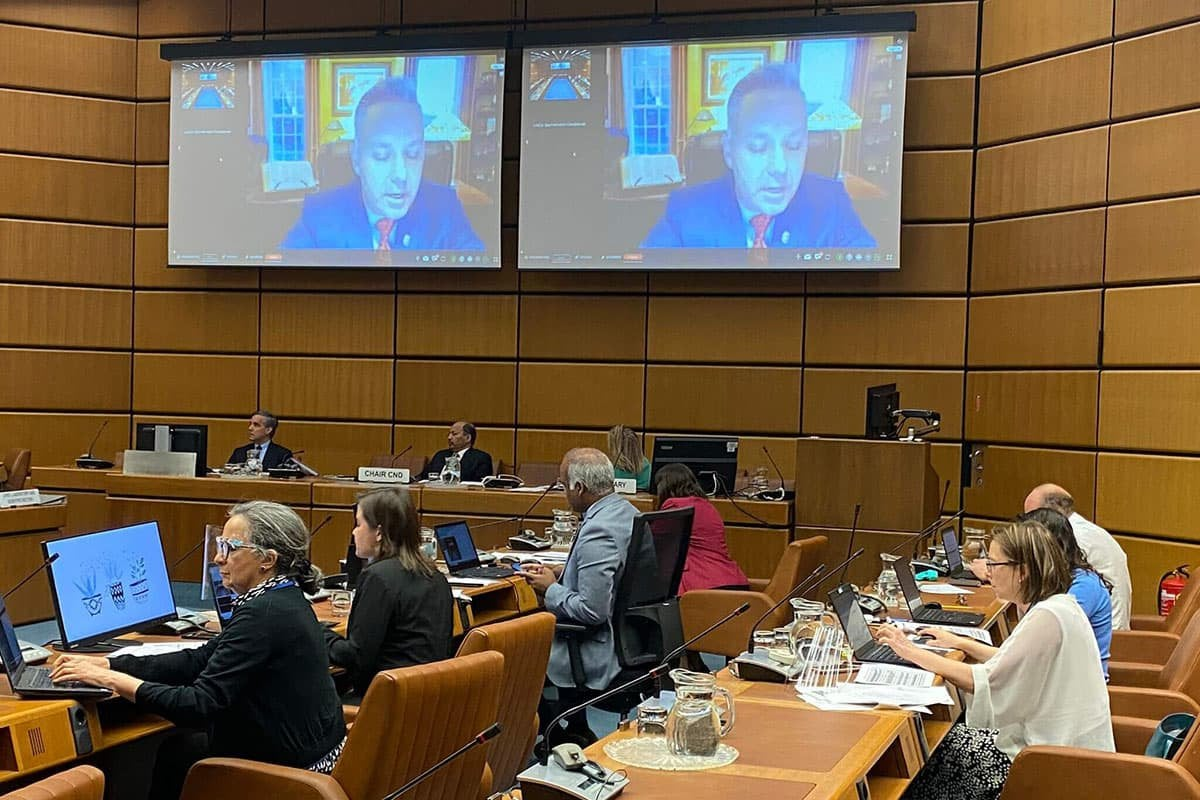 Some WHO cannabis recommendations draw strong opposition at recent UN meeting