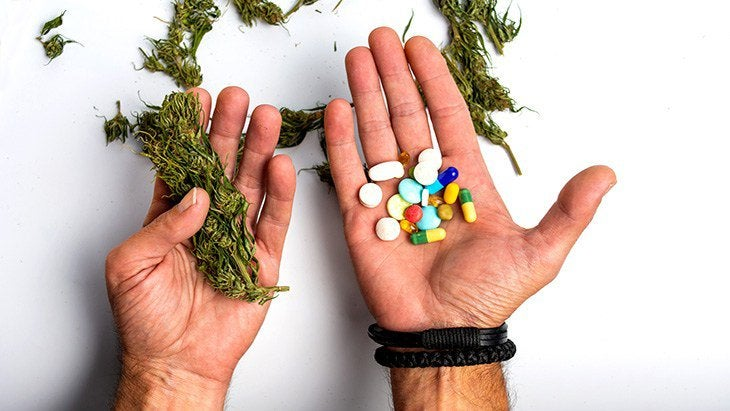 Study: Cannabis Use Associated with Opioid-Sparing Effect