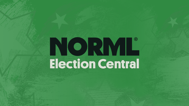 Vote to legalize it! - NORML
