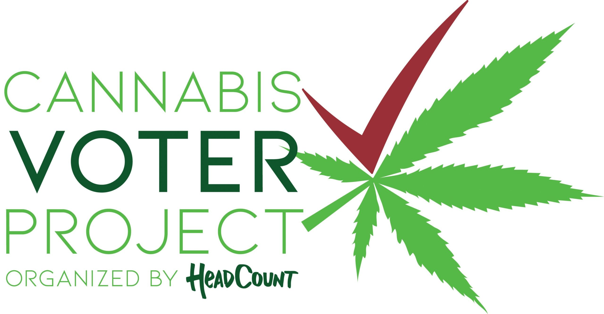 Want marijuana legalized where you live? Register to vote right now!!