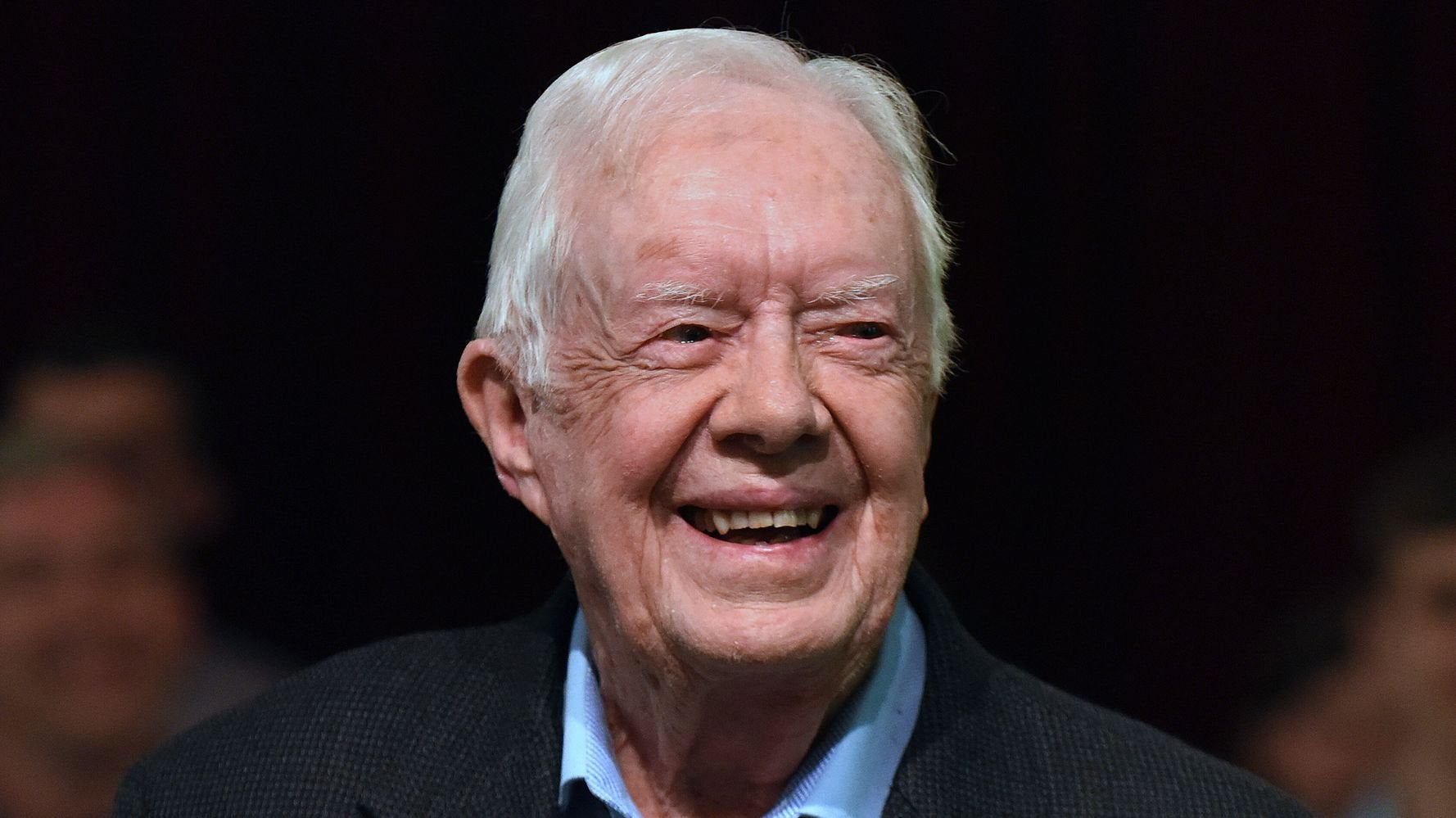 Jimmy Carter 'Fesses Up That His Son Smoked Pot With Willie Nelson On White House Roof
