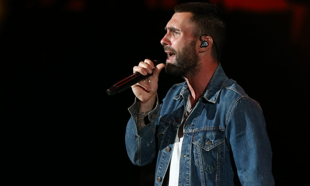Maroon 5 Music Video Calls for the End to the War on Marijuana