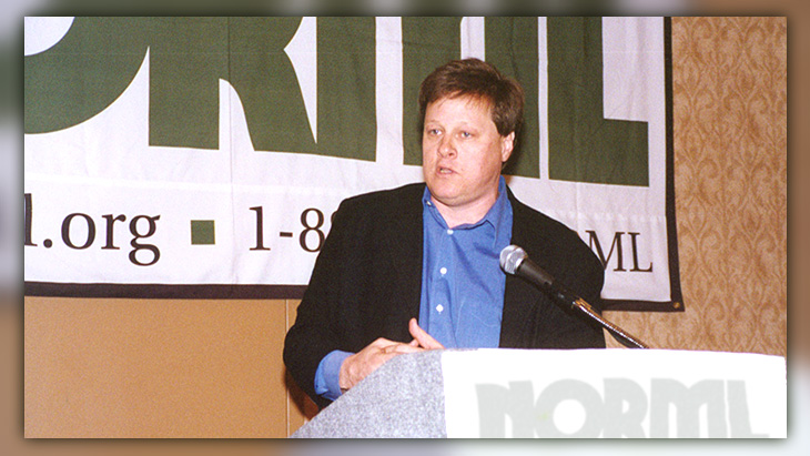 NORML Remembers Kevin Zeese