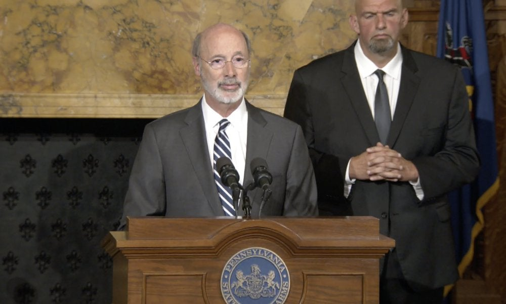 Pennsylvania Governor Slams GOP Lawmakers For Not Legalizing Marijuana