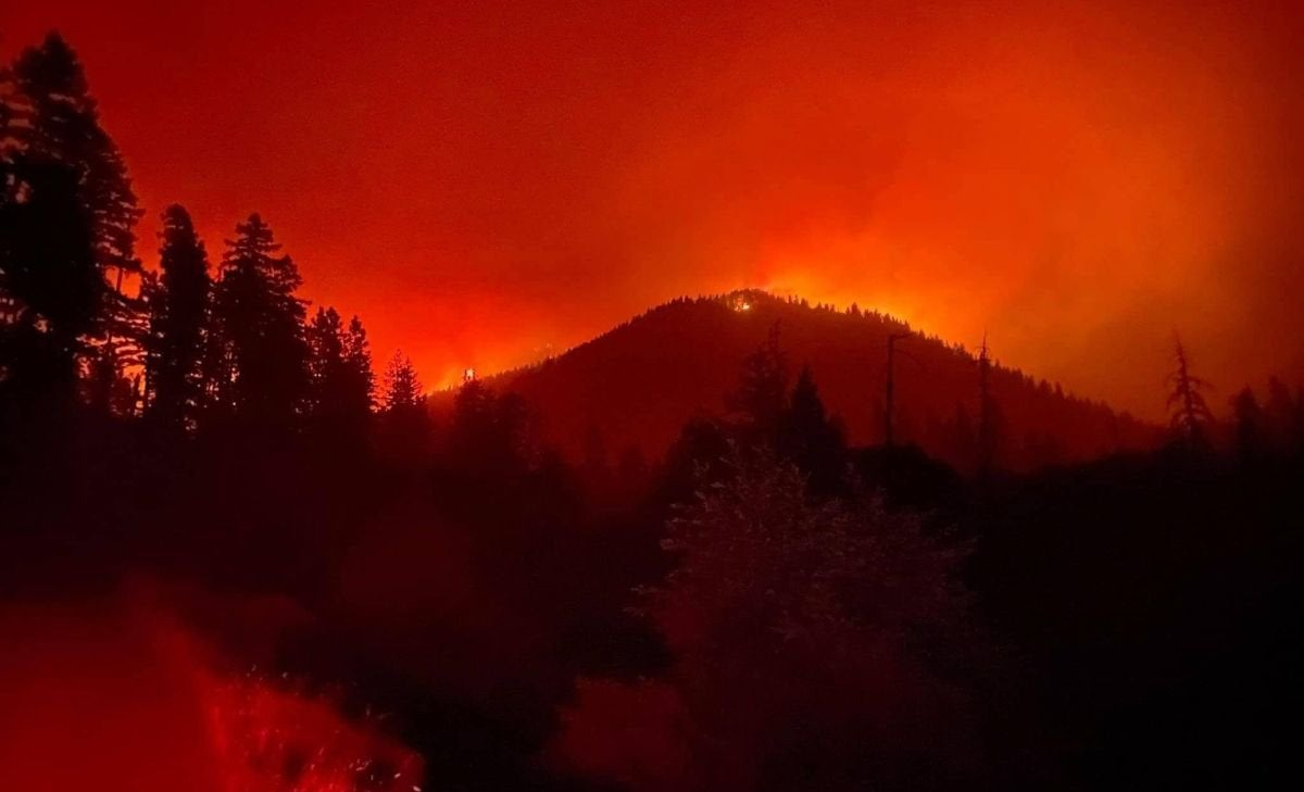 West Coast wildfires threaten hundreds of marijuana businesses, fueling concerns about a 'new normal'