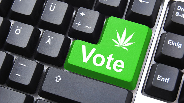 NORML Provides Voter Resources for National Voter Education Week