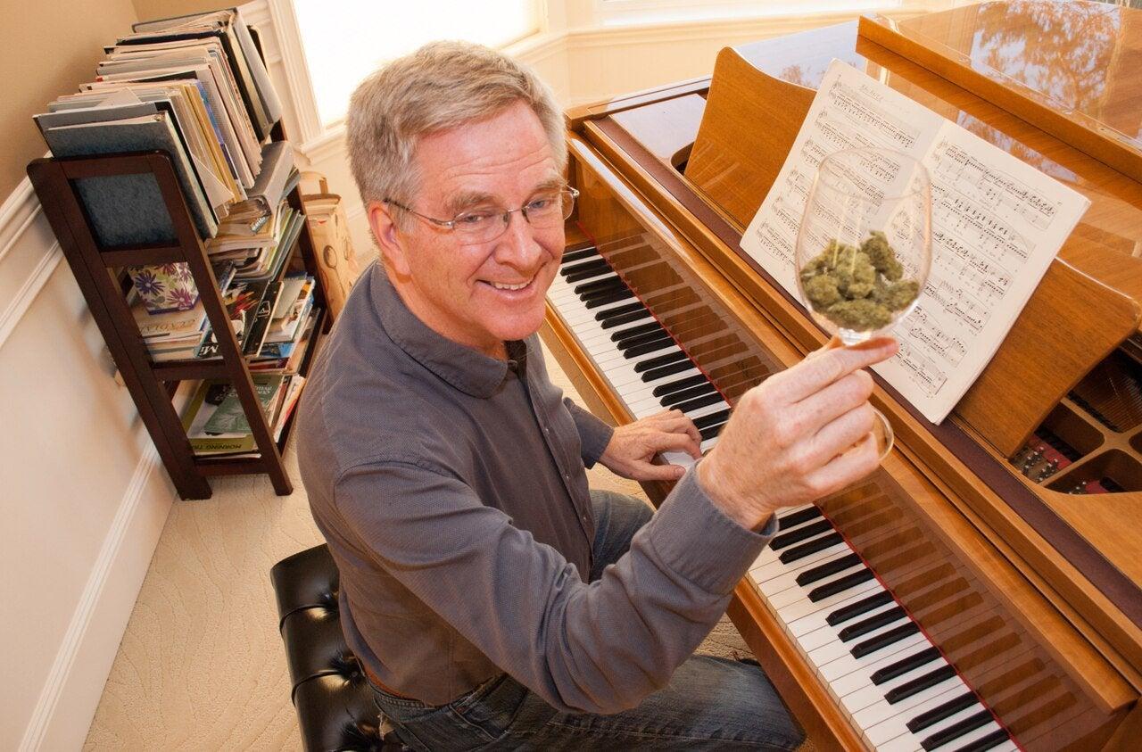 PBS travel guy Rick Steves explains why he backs cannabis legalization in N.J.