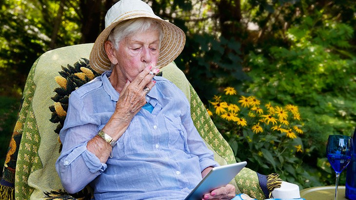 Study: Seniors Report Using Cannabis Products to Mitigate Symptoms Associated with Older Age - NORML