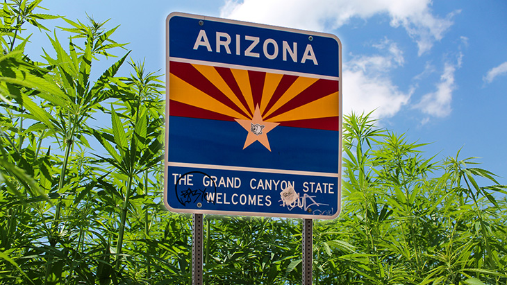 Arizona Approves Prop 207 to Legalize Marijuana