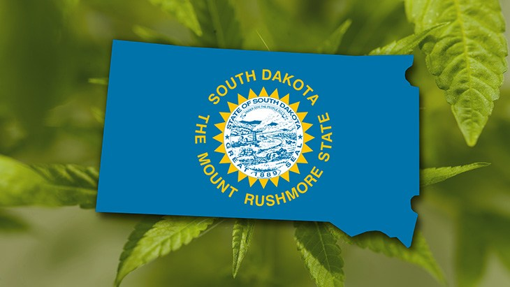 South Dakotans Green-Light Marijuana Legalization and Medical Access
