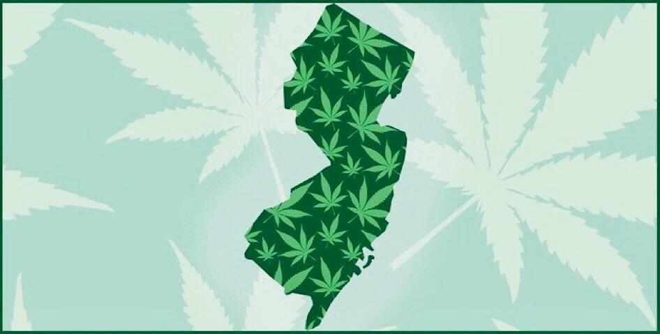 New Jersey Marijuana Legal